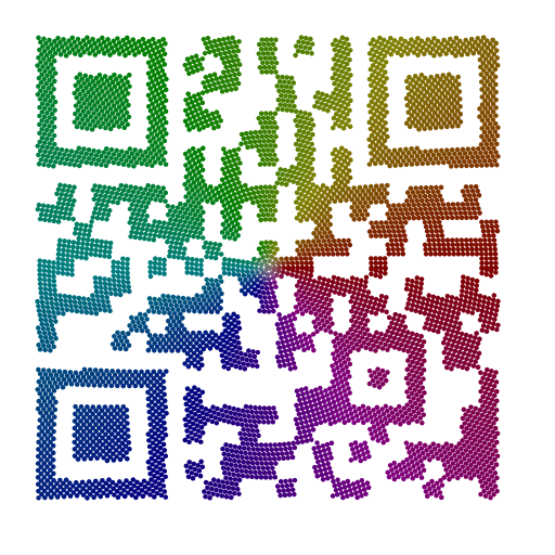 Fig. 4: QR-Code from combined Modules